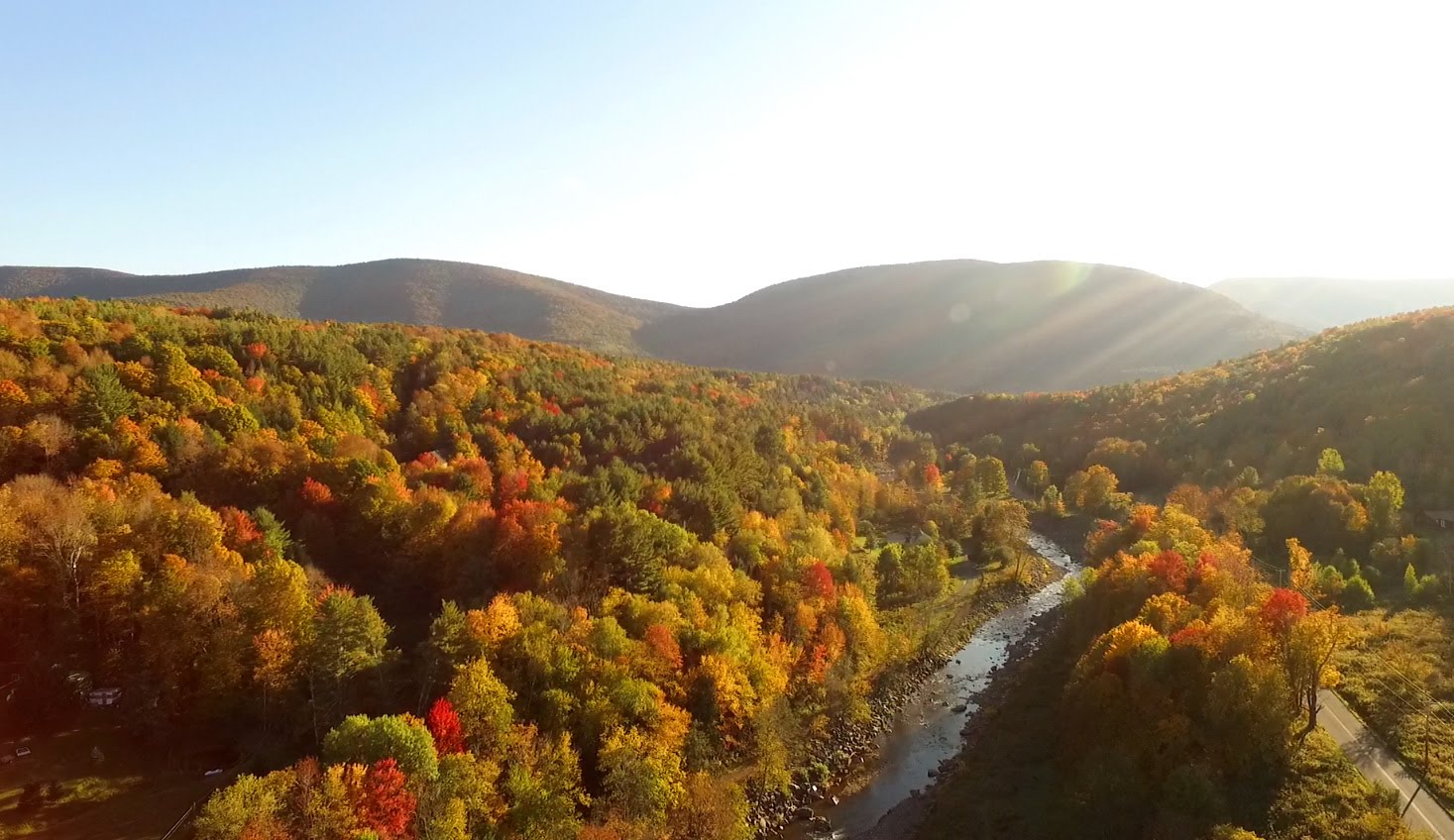 Ways to Enjoy Fall in the Great Western Catskills , Great