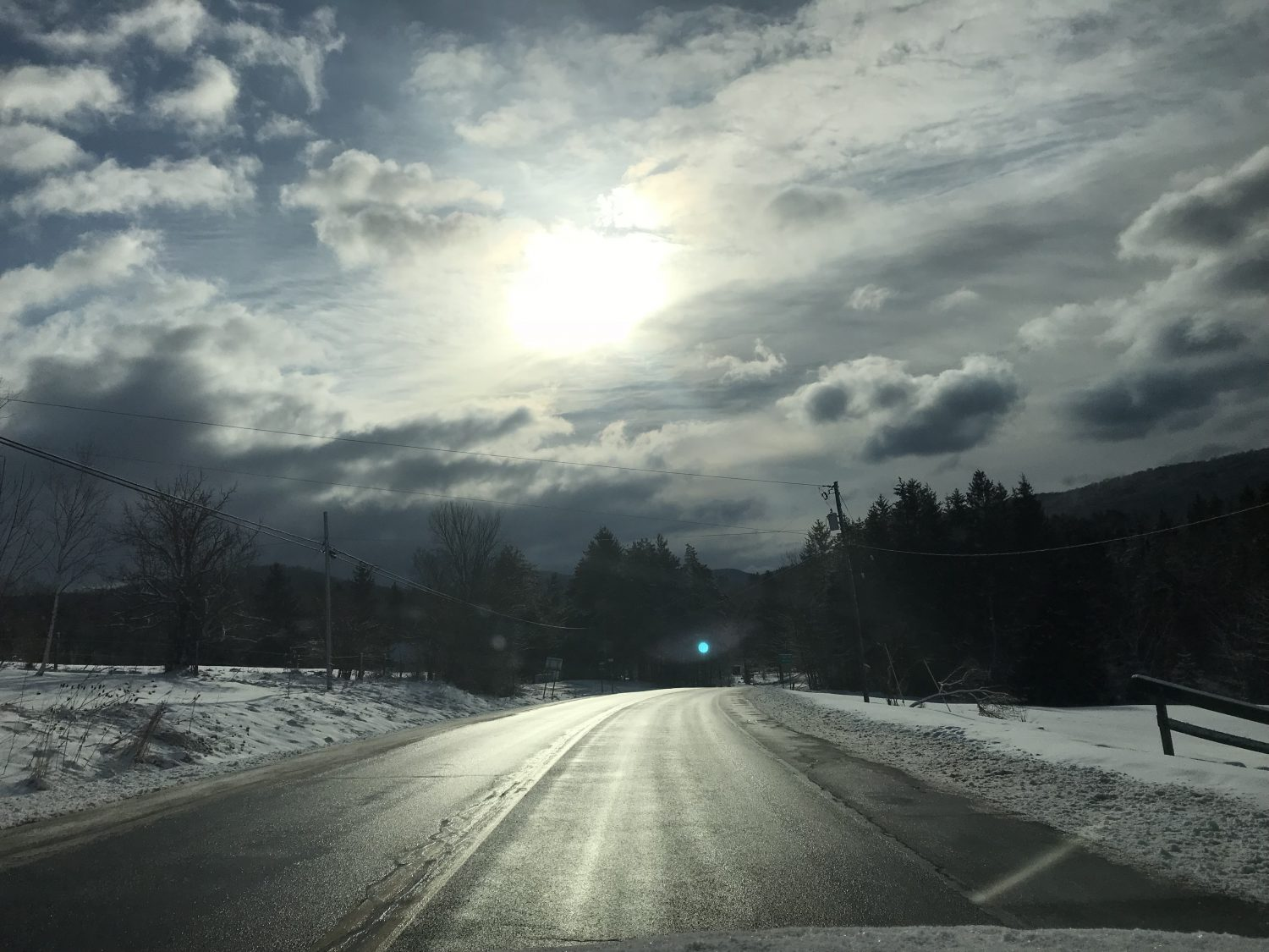 Great Western Catskills Winter