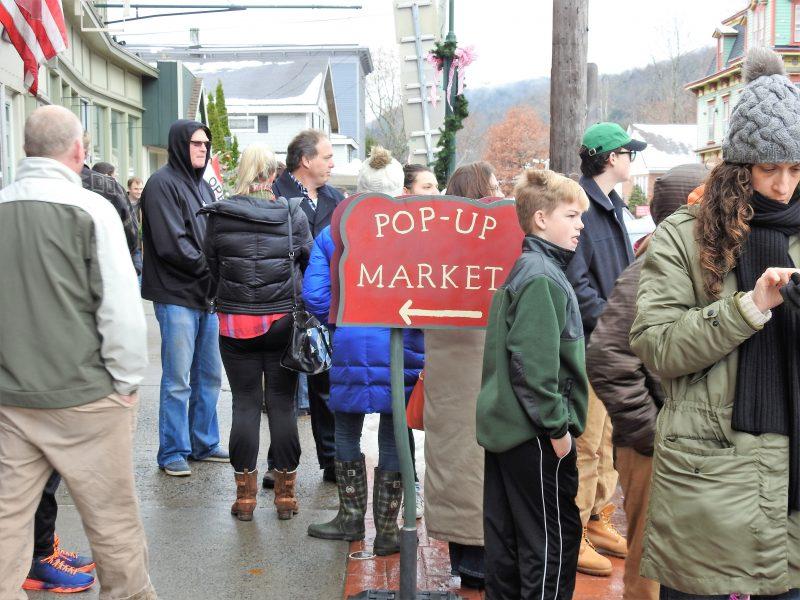 shopping parade margaretville