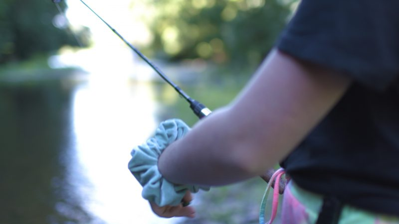 Fishing Rivers Delaware County