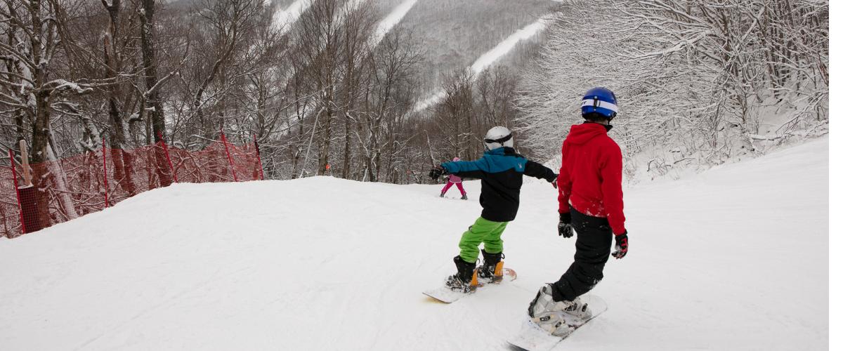 ski snowboard great western catskills